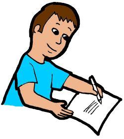 Report writing english camp